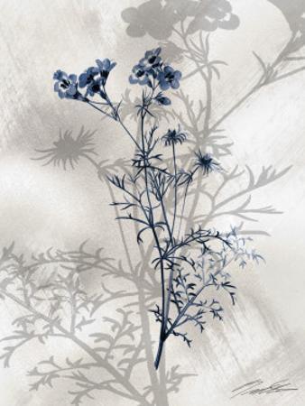 Indigo Bloom I