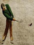 British Ferns VI-John Butler-Art Print