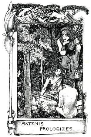 Artemis Prologizes, 1898
