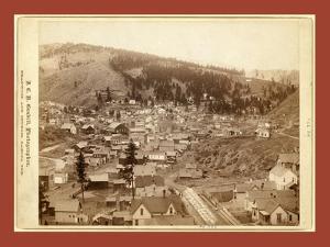 Deadwood, [S.D.] from Engleside by John C. H. Grabill