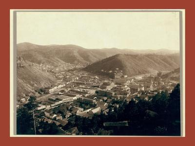 Deadwood [S.D.], from Forest Hill