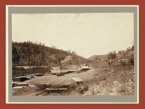 Dobbin's Mills, Black Hills, Dak by John C. H. Grabill