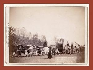 Freighting in the Black Hills by John C. H. Grabill