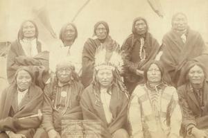 Lakota Chiefs by John C.H. Grabill