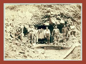 Montana Mine by John C. H. Grabill