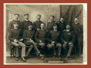 Officers of the 9th Cavalry by John C. H. Grabill