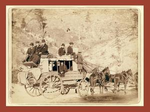 The Deadwood Coach by John C. H. Grabill