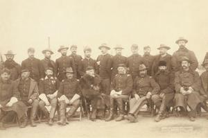 The Fighting 7th Officers by John C.H. Grabill