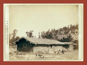 The Old Cabin Home by John C. H. Grabill