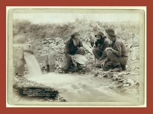 We Have it Rich. Washing and Panning Gold by John C. H. Grabill