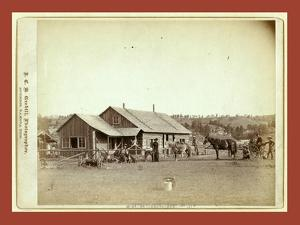 Western Ranch House by John C. H. Grabill