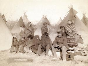 What's Left of Big Foot's Band, 1891 by John C. H. Grabill