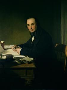 Isambard Kingdom Brunel (1806-59) by John Callcott Horsley