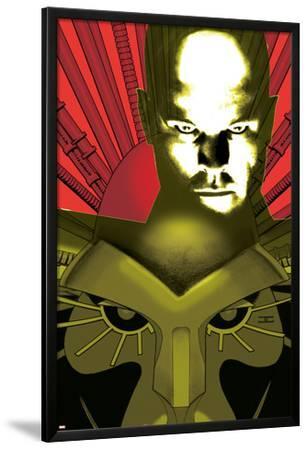 Astonishing X-Men N10 Cover: Professor X