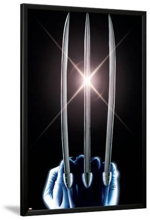Astonishing X-Men No.1 Cover: Wolverine