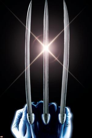 Astonishing X-Men No.1 Cover: Wolverine by John Cassaday