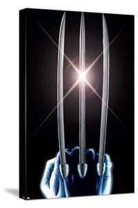 Astonishing X-Men No.1 Cover: Wolverine by John Cassaday