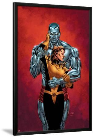 Astonishing X-Men No.6 Cover: Colossus, Shadowcat, Pryde and Kitty