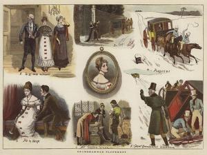 Grandmamma's Elopement by John Charles Dollman