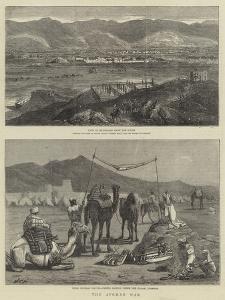 The Afghan War by John Charles Dollman