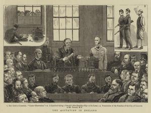 The Agitation in Ireland by John Charles Dollman
