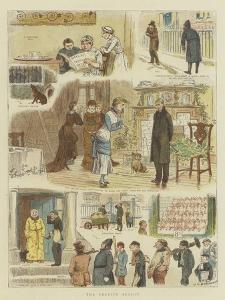 The Festive Season by John Charles Dollman