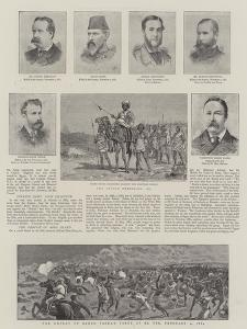 The Soudan Rebellion by John Charles Dollman