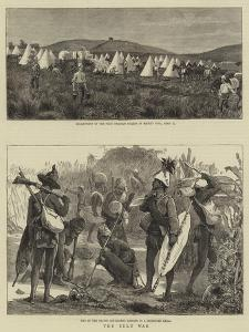 The Zulu War by John Charles Dollman