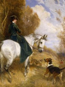 The Pride of the Hunt by John Charlton