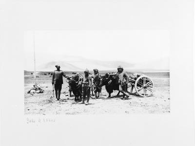 Yaks and Ekkas, 1903-04