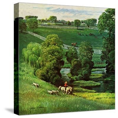"""Green Kentucky Pastures,"" July 29, 1961"