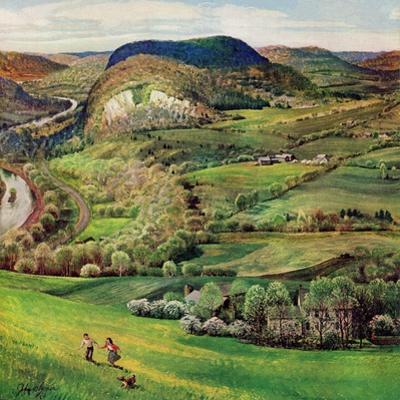 """""""Green Moutains,"""" May 21, 1960"""