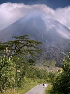 Arenal Volcano, Arenal, Costa Rica by John Coletti