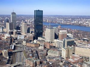 Back Bay, Boston, Massachusetts, USA by John Coletti