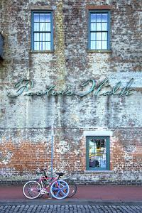 Georgia, Savannah, Factor's Walk, Restored Cotton Warehouse, River Street, Shops, Restaurants by John Coletti