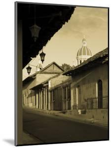 Granada, Cathedral of Granada, Nicaragua by John Coletti