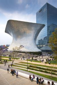 Mexico, Mexico City, Soumaya Museum, Plaza Carso, Polanco District by John Coletti