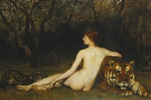 Circe, 1885 by John Collier