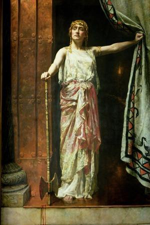 Clytemnestra, 1882