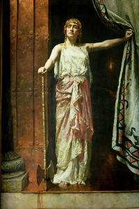 Clytemnestra, 1882 by John Collier