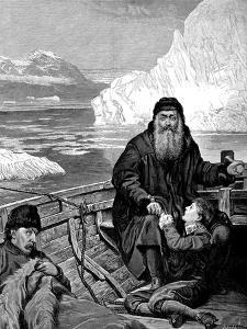 English Navigator Henry Hudson on His Last Voyage by John Collier