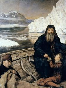 Henry Hudson And Son by John Collier