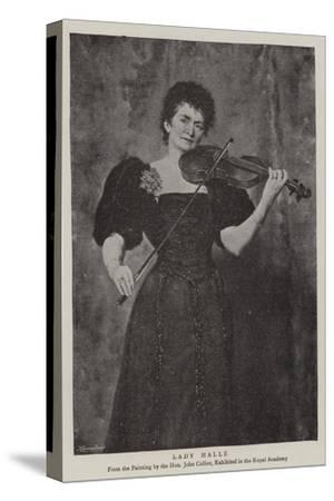 Lady Halle