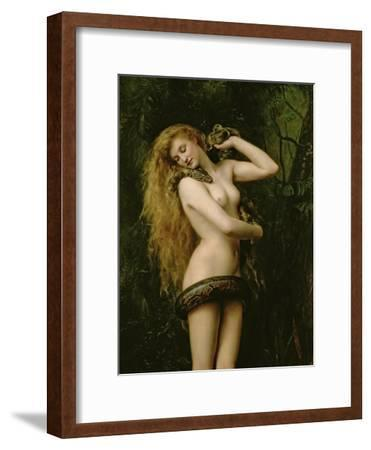Lilith, 1887 (Detail)