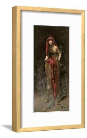 Priestess of Delphi, 1891