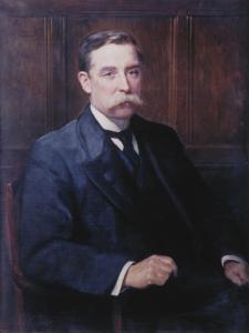Sir Edwin Cornwall, 1907 by John Collier