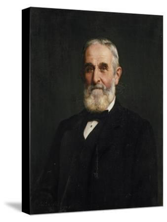 Sir John Evans, 1905