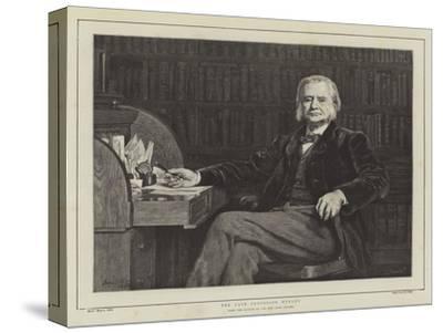 The Late Professor Huxley