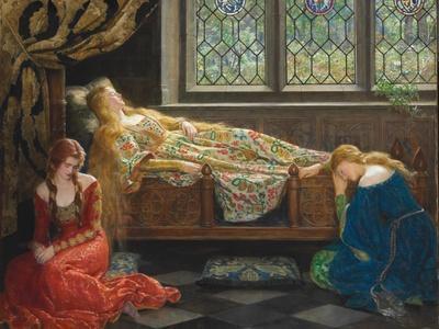 The Sleeping Beauty, 1921