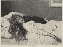 Circe, 1885-John Collier-Framed Premier Image Canvas